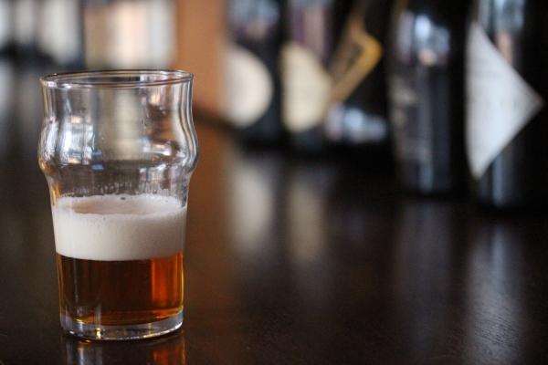 神田65ビール「カルデラFresh Hop IPA」
