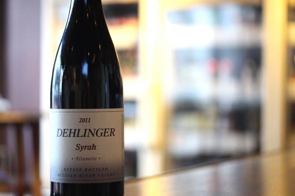 神田65ワイン「DEHLINGER Altamont 2011」