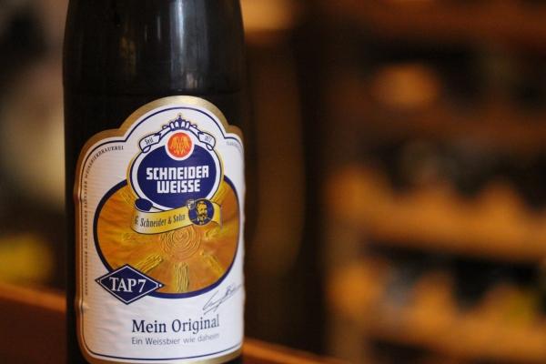 神田65ビール「SCHNEIDER WEISSE TAP7 Mein Original」