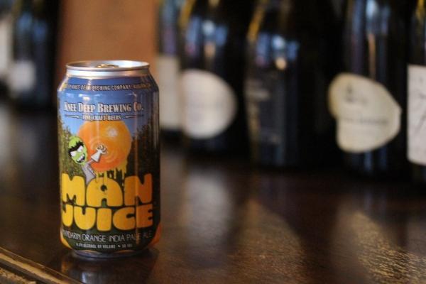 神田65ビール「MAN JUICE IPA 」