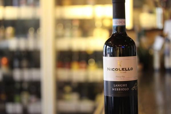 神田65ワイン「カーサヴィニコラ・ニコレッロ ランゲ・ネッビオーロ2006」
