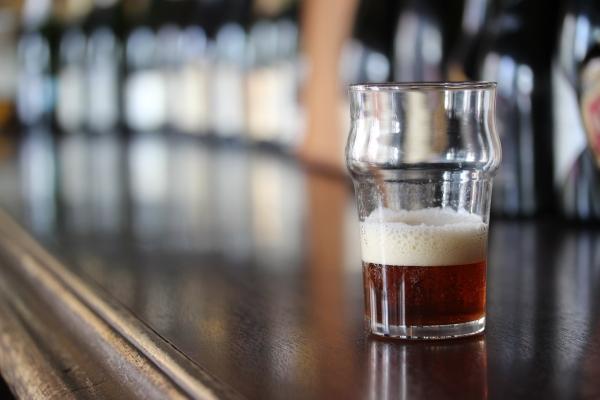 神田65ビール「カルデラ・ホップチュニティIPA」