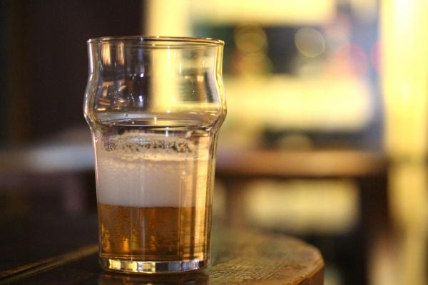 神田65ドラフトビール 「イエローハンマー」
