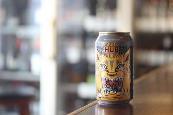 神田65ビール「HOPWORKS ORGANIC IPA」