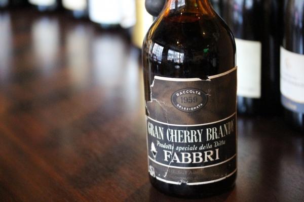 神田65リキュール「FABBRI GRAN CHERRY BRANDY」