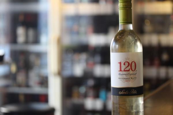 神田65ワイン「SantaRitaソーヴィニヨンブラン」