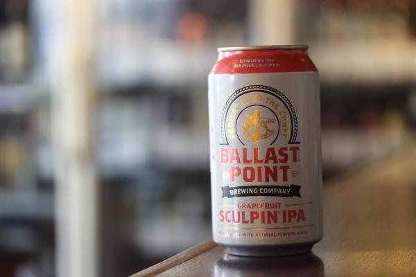 神田65ビール「GRAPEFRUIT SCULPIN IPA」