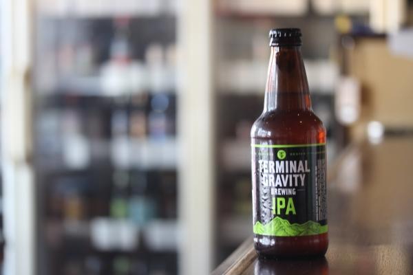 神田65ビール「TERMINAL GRAVITY IPA」