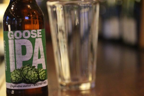 神田65ビール「GOOSE IPA」