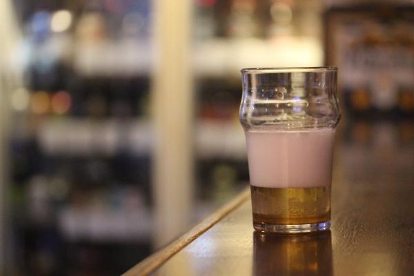 神田65ビール「ネックオイル」