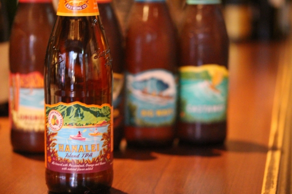 神田65ビール「HANALEI island ipa」