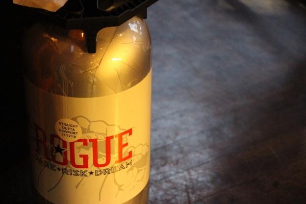 神田65ビール「Outta Newport IPA」